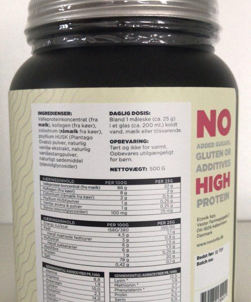 乳清蛋白粉500g1